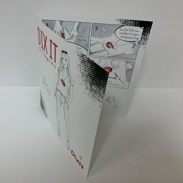 הדפסת פליירים וברושורים - עיצוב והדפסה